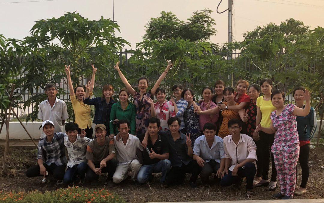 Team Vietnam is klaar voor groei